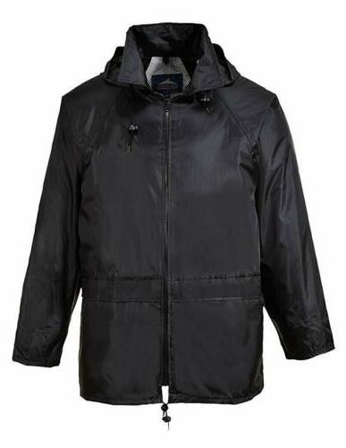 Portwest Mens Classic Rain Jacket