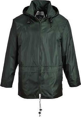 Raincoat Rain For Portwest Men Women Waterproof Coat Olive ,