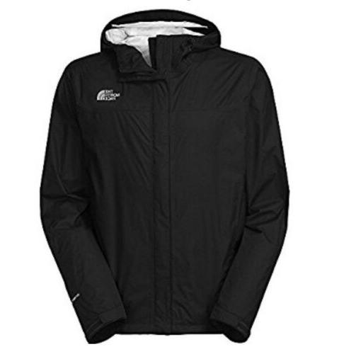 THE NORTH FACE Venture Men's Rain Jacket TNF BLACK