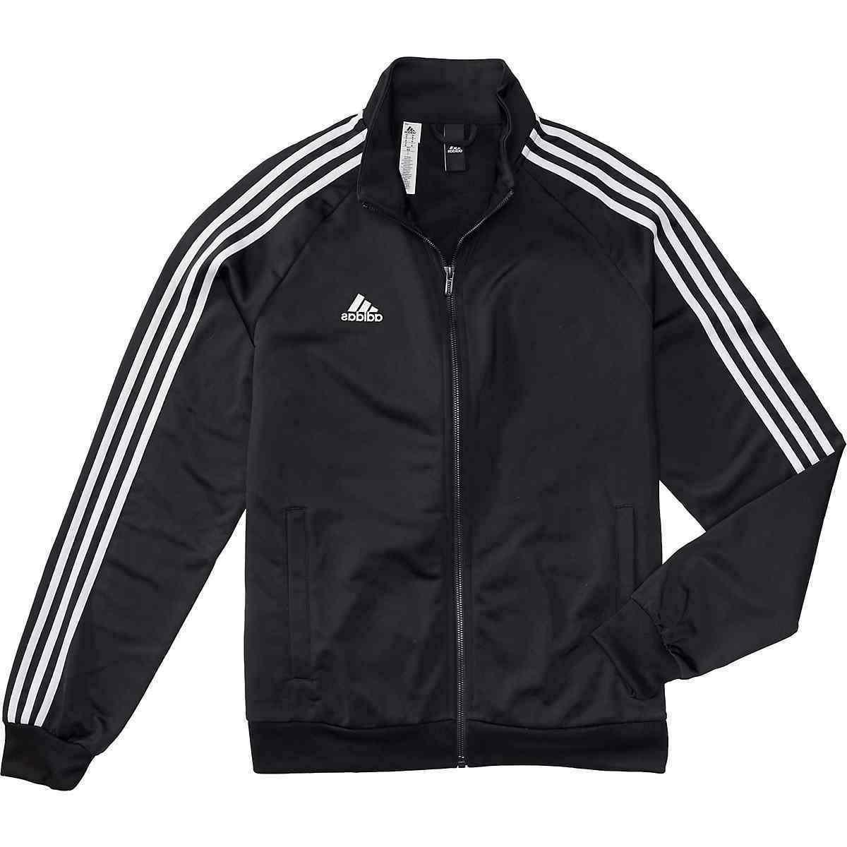 Adidas Essentials Stripe Track MED Black/White