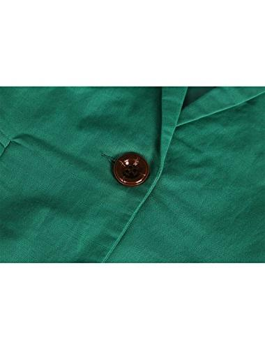 Allegra Decor Flap Green L 44