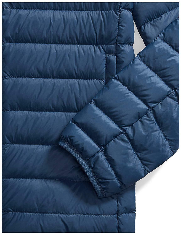 Amazon Men's Lightweight Water-Resistant Packable Jacket