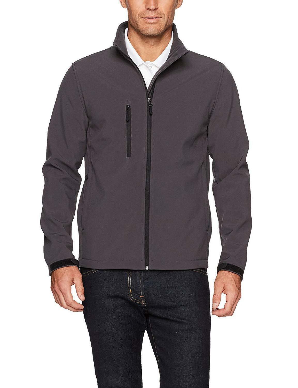 Amazon Men's Softshell Jacket