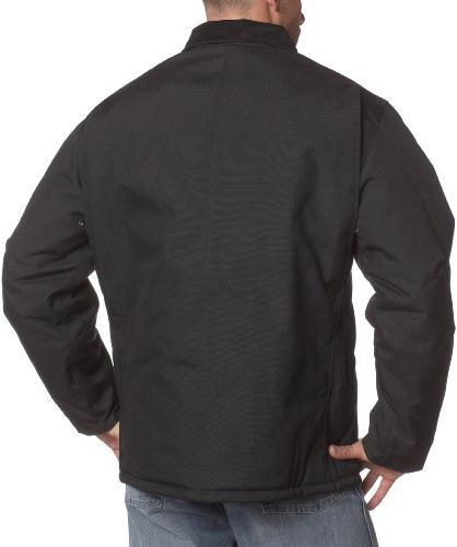 Carhartt Lined Yukon Coat,Black,Large