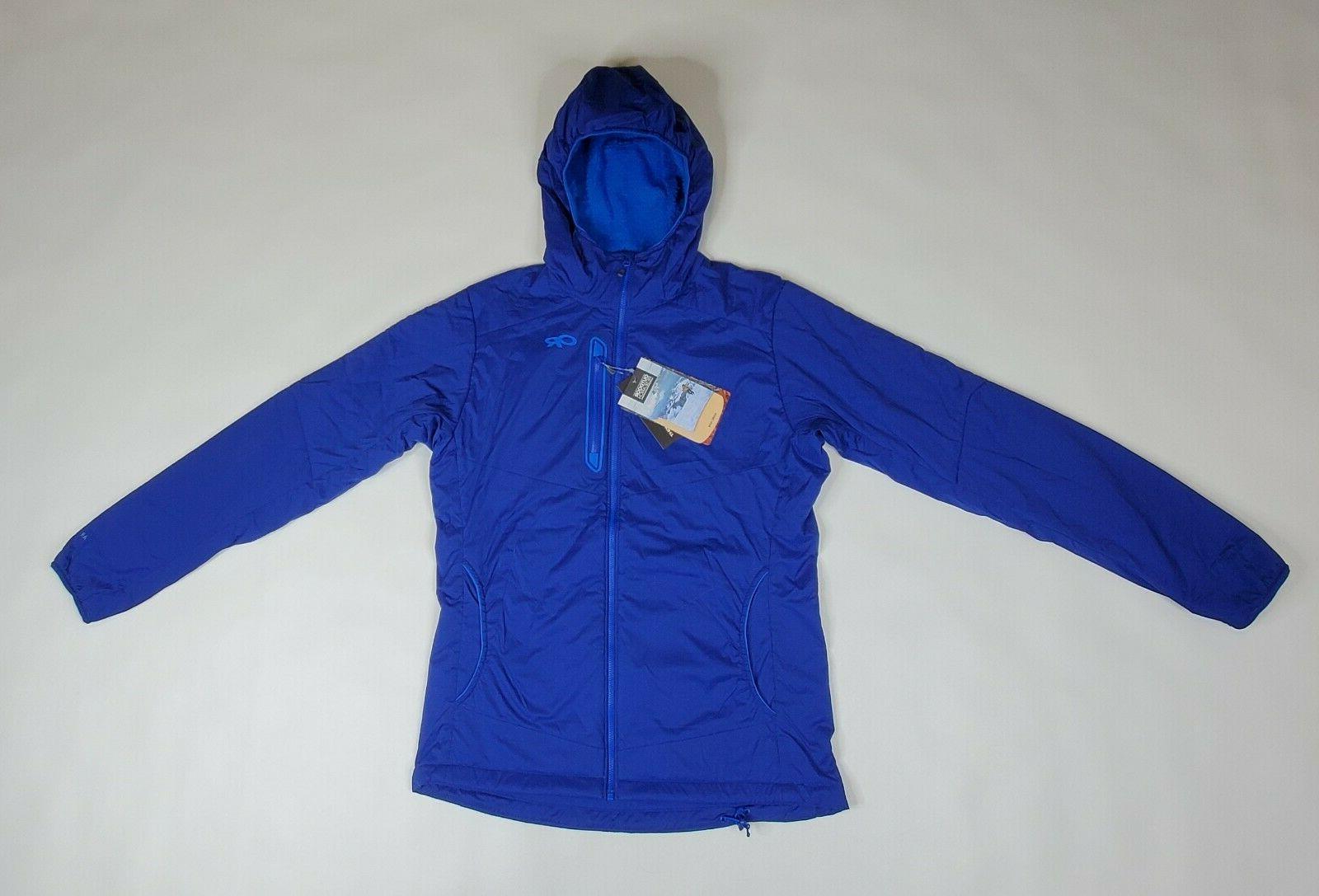 ascendant nimbus hoody jacket men s medium