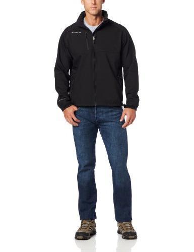 Columbia Big II Softshell Jacket, 1X