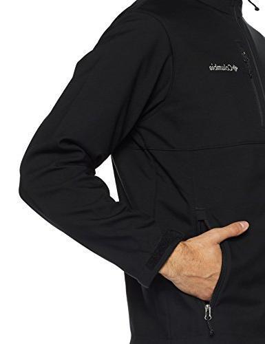 Columbia Ascender Water-Resistant Jacket