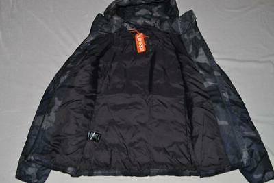 AUTHENTIC SUPERDRY ECHO QUILT CAMO NEW