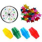 Bicycle Spoke Beads Clip On Bike Wheels Decor DIY Clamps For