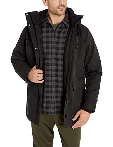 boundary bay parka
