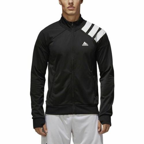 bq0390 mens tango stadium icon track jacket