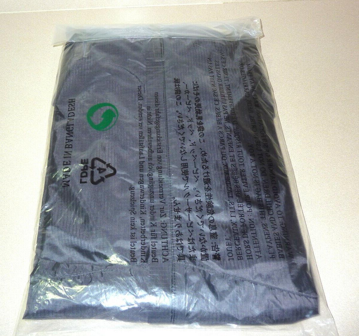 Brand New Outdoor Helium Shell Jacket Black XXL