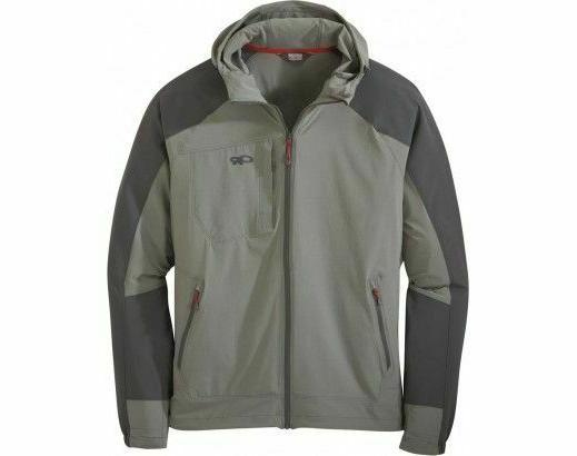 brand new men s ferrosi hooded jacket