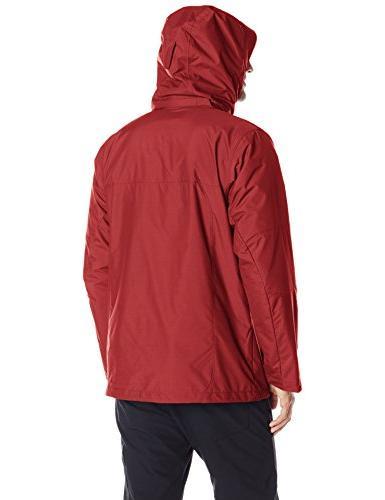 Columbia Men's Interchange Jacket,