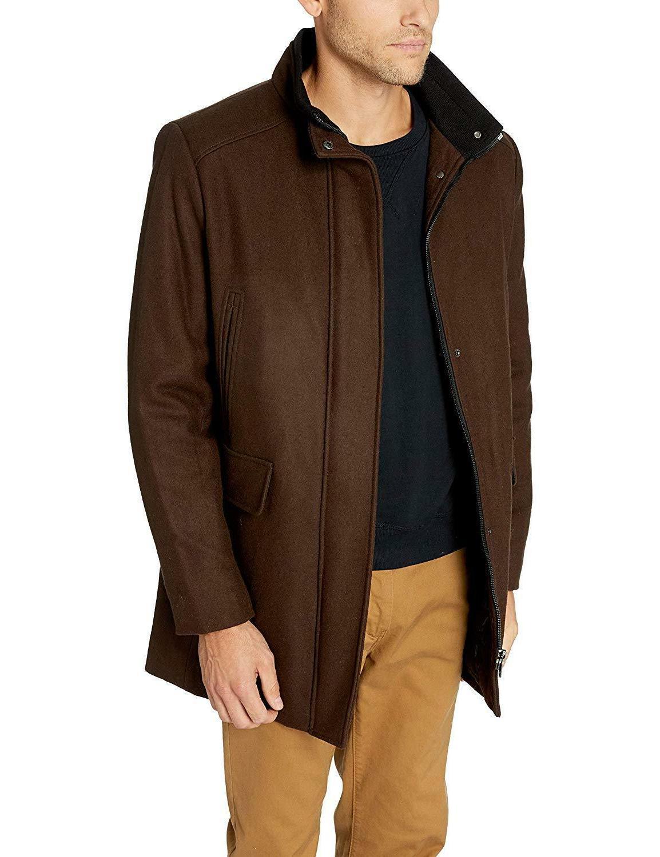 Calvin Men's Walker Coat,