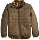 Carhartt Men's Big & Tall Woodsville Jacket
