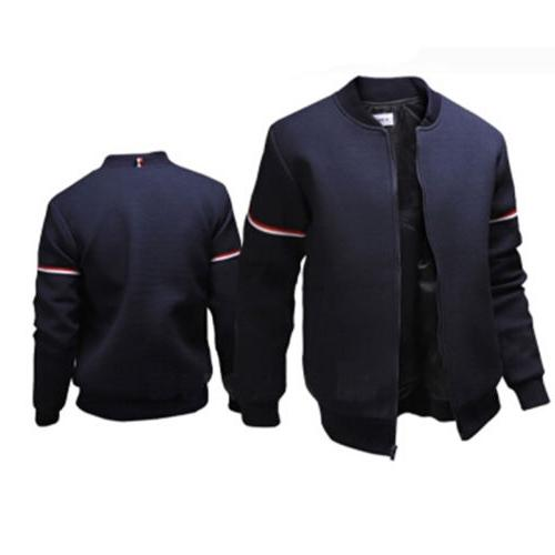 Chic Baseball Coat Bike Bomber Jacket Spring