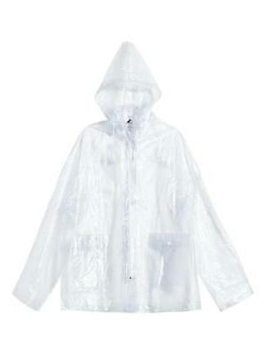 clear rain jacket 3160