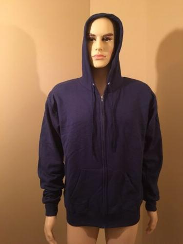 Hanes comfortblend weight jacket M 38/40