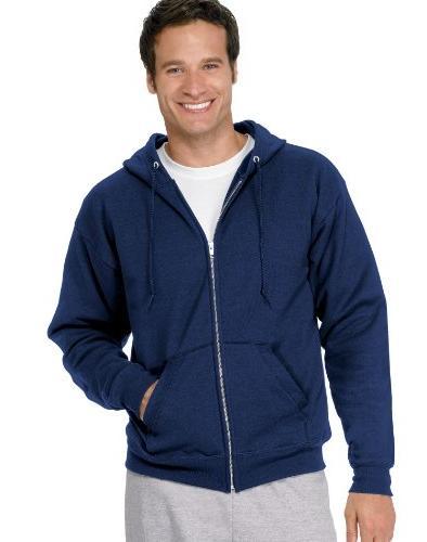 Hanes ComfortBlend Full-Zip Hood oz.,