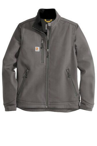 Carhartt Crowley Soft Shell Charcoal Size SHIPPING