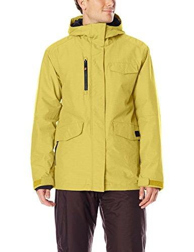 detachable hood waterproof rain jacket