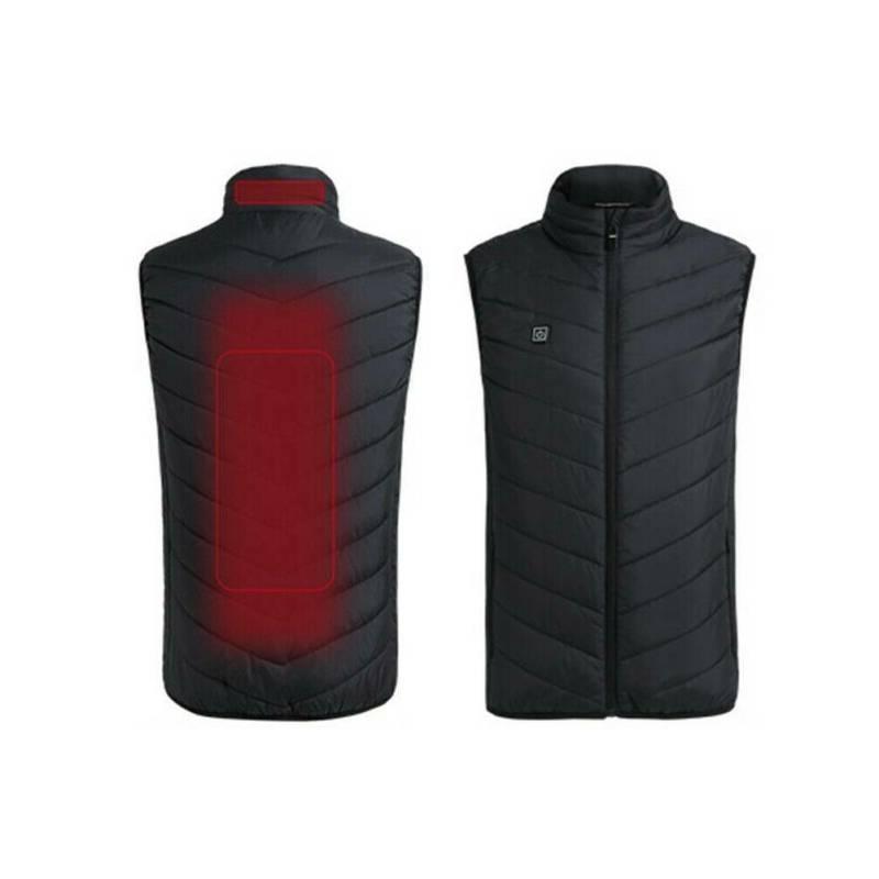 Electric Vest Jacket USB Heating Warmer