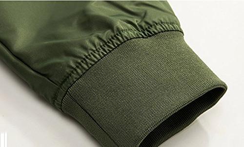 chouyatou Men's Essential Zipper Jacket