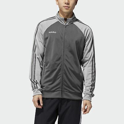 essentials 3 stripes track jacket men s