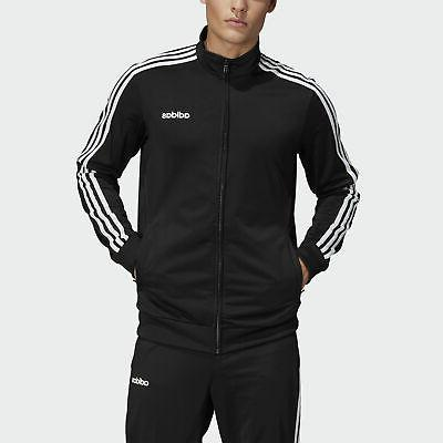 essentials 3 stripes tricot track jacket men