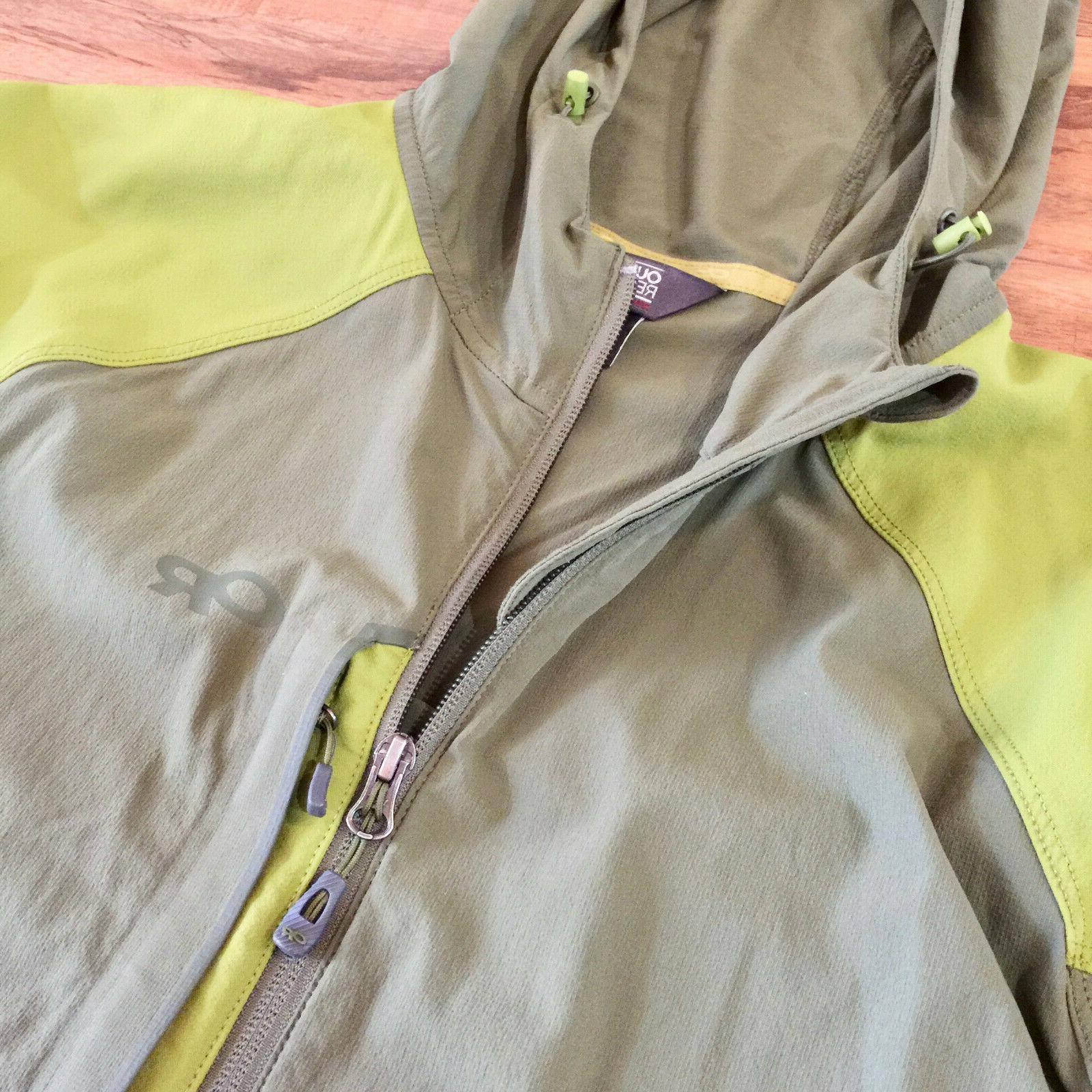 Outdoor Jacket Stretchy Medium,