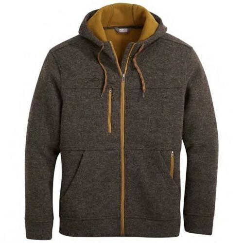 flurry jacket mens medium