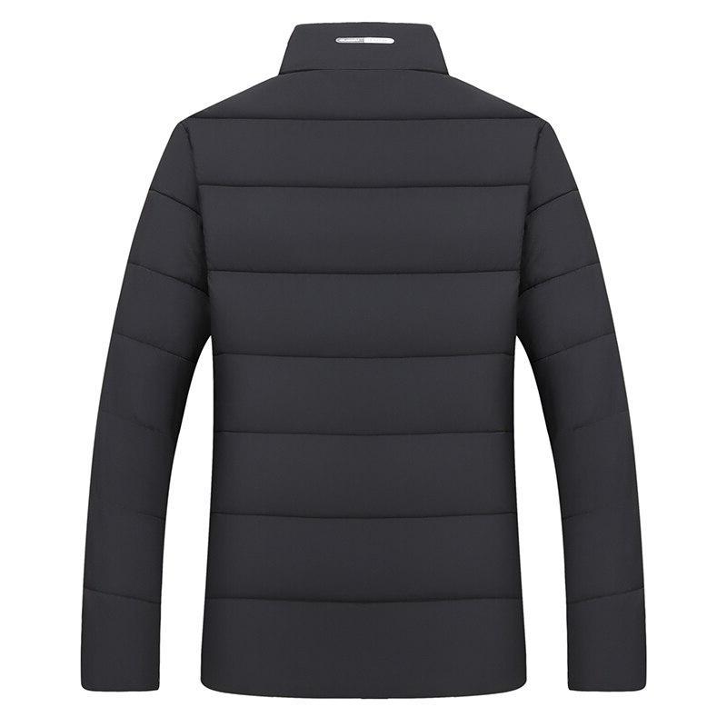 <font><b>Men's</b></font> Winter <font><b>Jacket</b></font> <font><b>Large</b></font> size collar Outerwear <font><b>Men's</b></font>