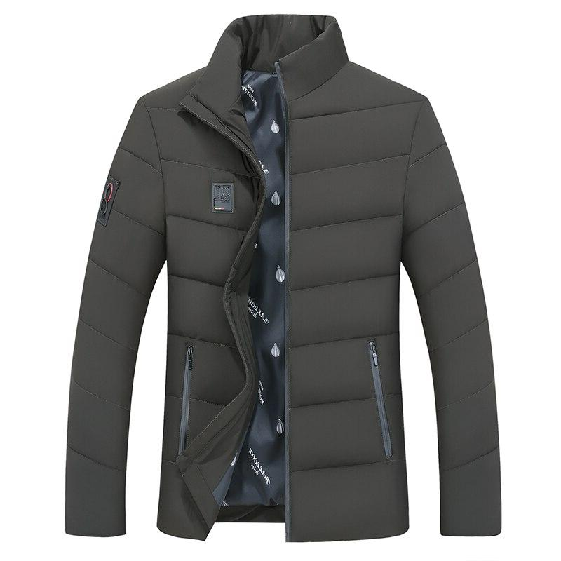 <font><b>Men's</b></font> Winter <font><b>Large</b></font> size 8XL collar Coat Outerwear <font><b>jacket</b></font>