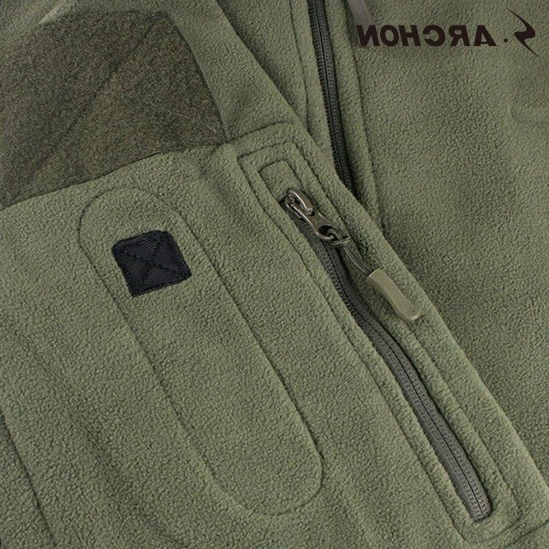 <font><b>S</b></font>.ARCHON <font><b>Men</b></font> Hooded Windproof Tactical Outerwear <font><b>Coat</b></font> <font><b>Jacket</b></font>