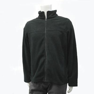 full zip men s long sleeve fleece