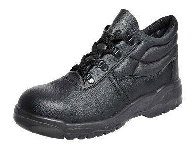 fw10 men s steel toe cap leather