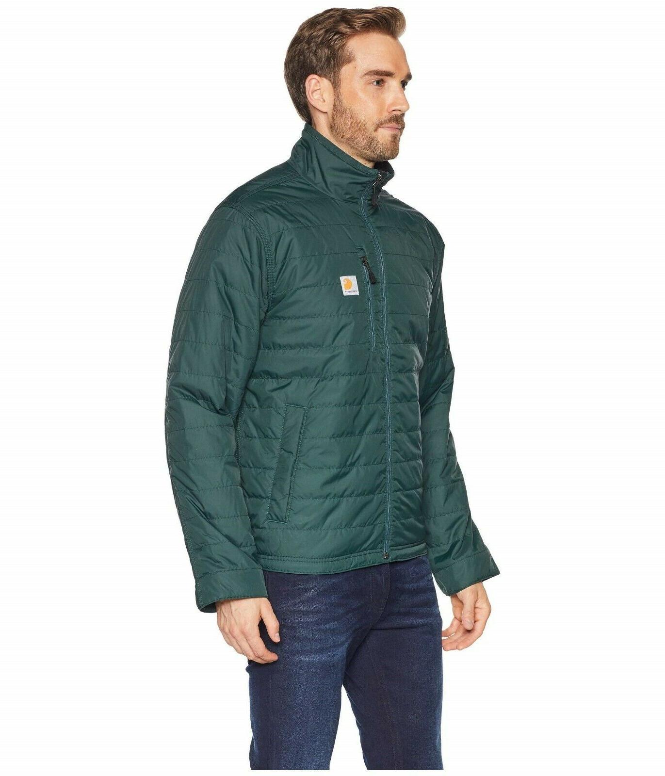 Carhartt Gilliam Men's Jacket 102208 Rain Defender Quilted C