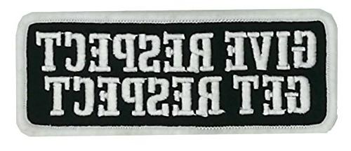 give respect get patch