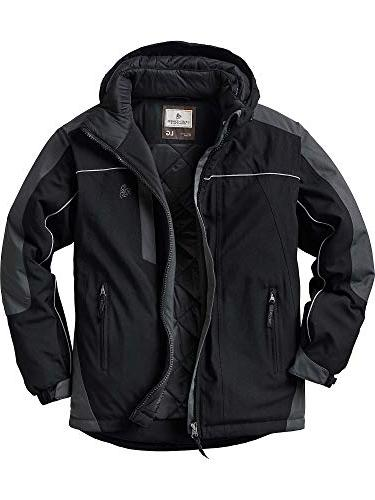 glacier ridge series winter jacket