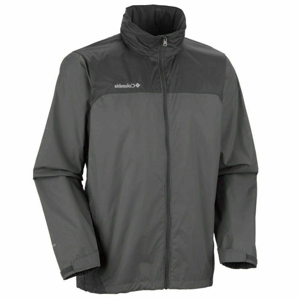 glennaker lake omni shield rain jacket big