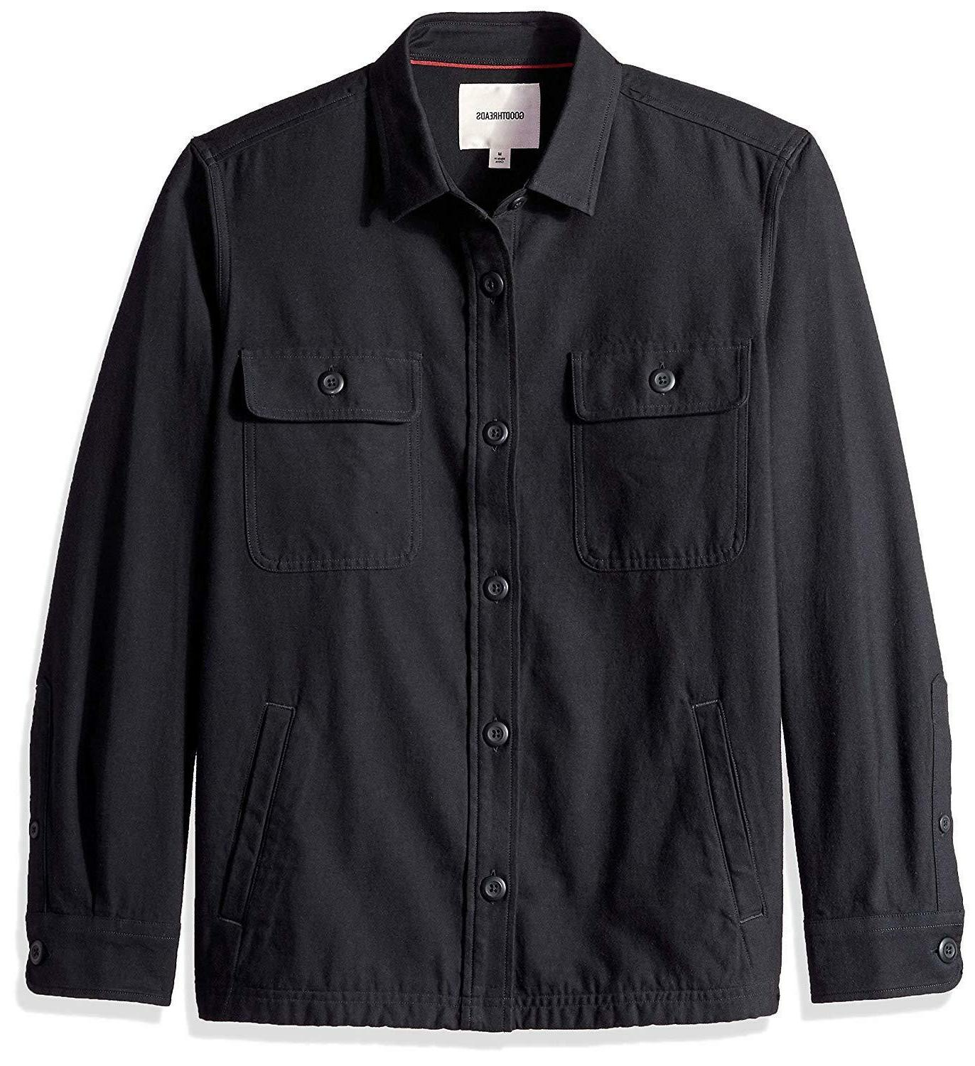 Goodthreads Men's Twill Shirt