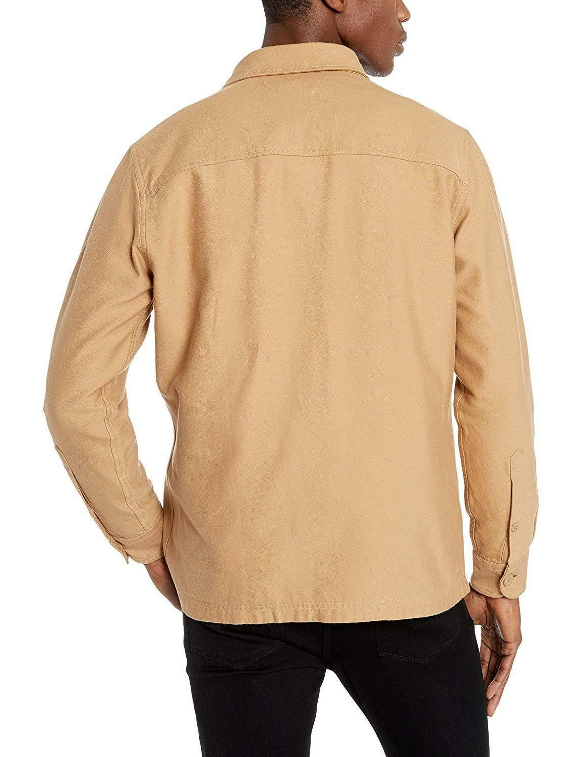 Goodthreads Men's Twill Shirt Jacket