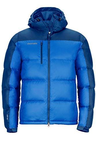 Marmot Guides Down Hoody Men's Winter Puffer Jacket, Fill Po