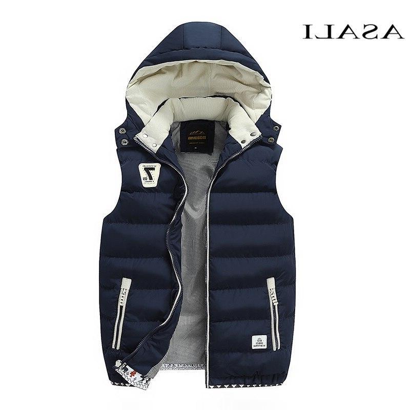 hooded font b men b font winter