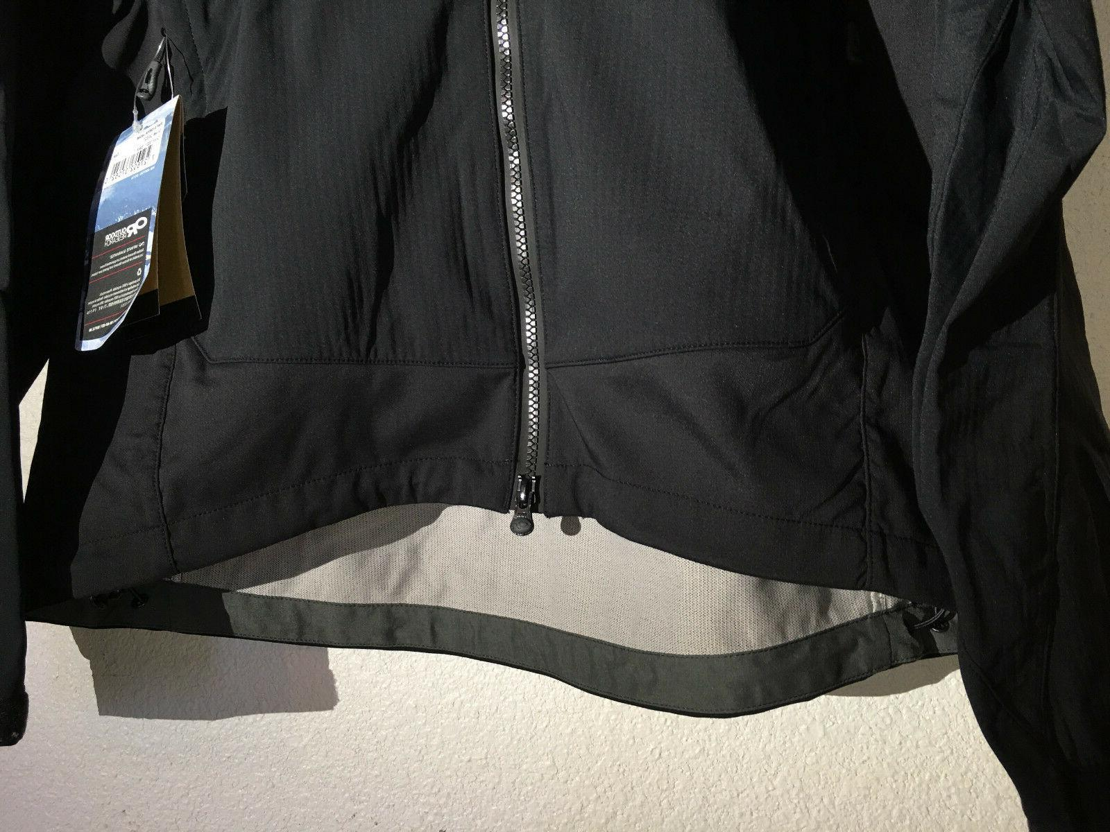 Outdoor Research resistant trim jacket mens ice medium