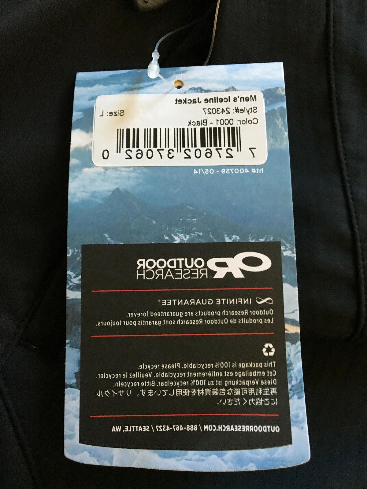 Outdoor Research resistant jacket