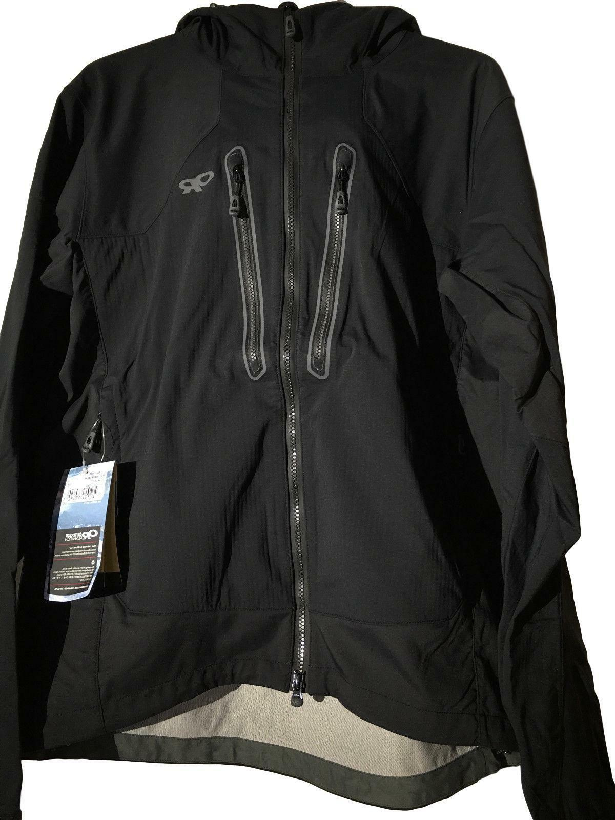iceline water resistant trim jacket mens ice