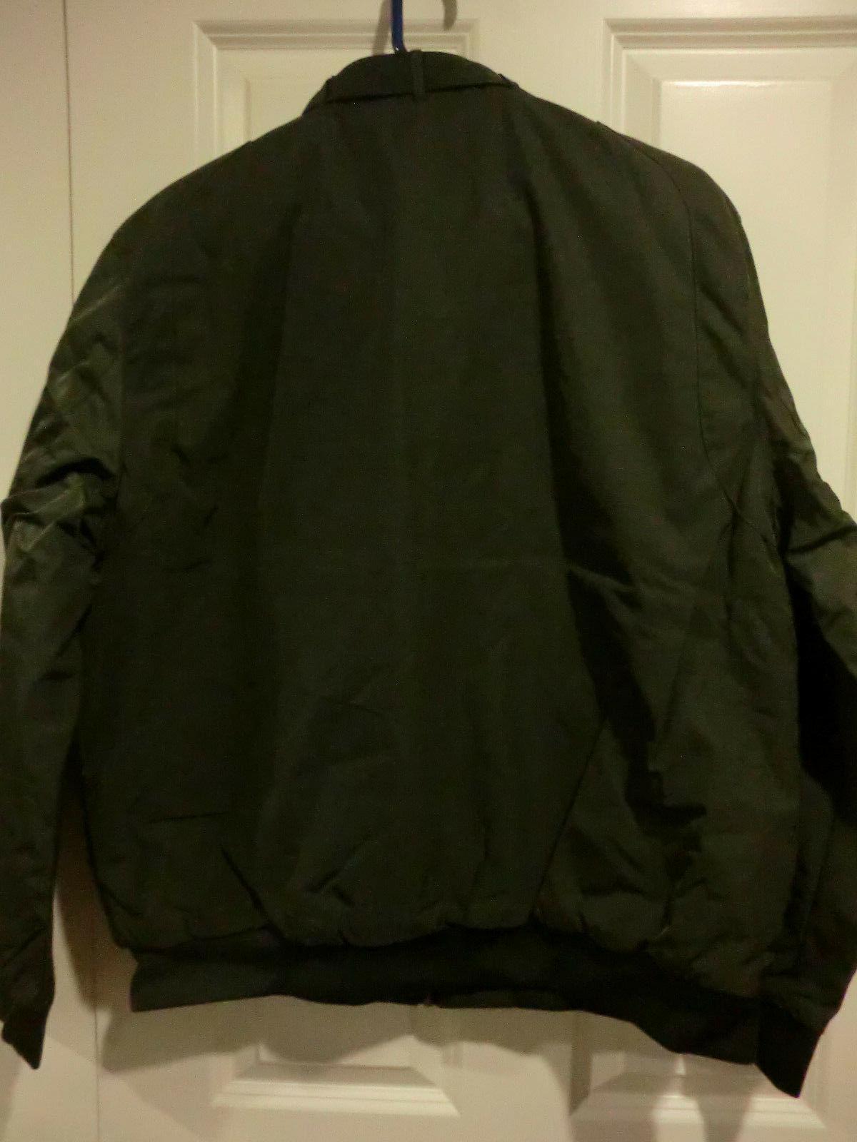Members Jacket Mens - Green