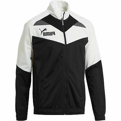 iconic tricot jacket men padded jacket basics